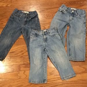 2 + 1 pair bundle of Levi's